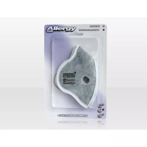Respro Allergy Chemical/Particle Filter Twin Pack