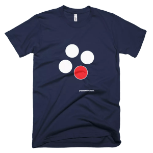Popcorn Skate Co. ID Logo T-Shirt