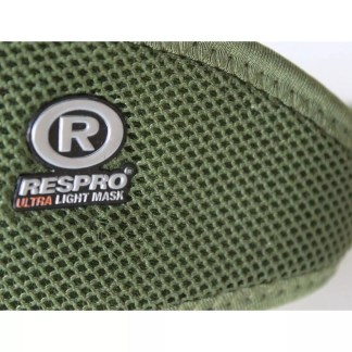 Respro® Ultralight™ Mask (Green)