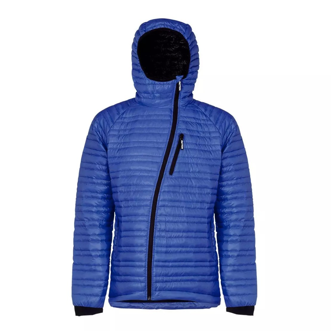 the best attitude 7aedc 5d03a Faction GALILEO MEN'S DOWN MID-LAYER 800-fill 90/10 goose Cobalt Blue