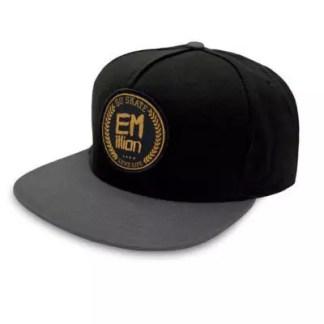 EMillion Go Skate Snapback Cap