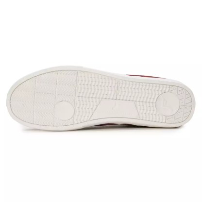 Footprint Footwear Citrus SlipOn Burgundy