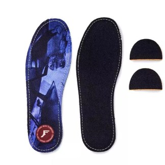 Footprint Flat Insoles Barras City 5mm