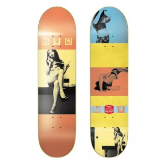 "EMillion Pop 8.25"" Skateboard Deck"