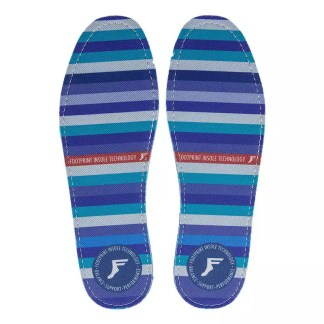 Footprint Flat Insoles Stripes 5mm