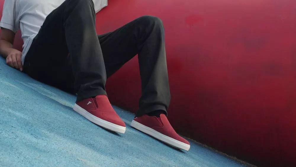 FP Footwear Skate Test by Joey Brezinski