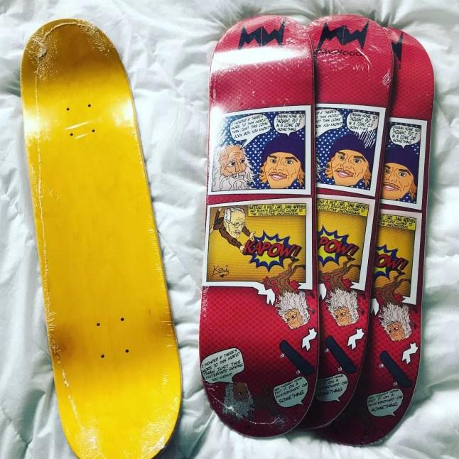 Skateboarding Entering a Philosophy Era