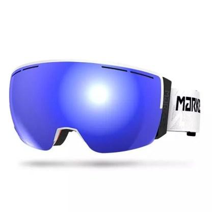 Marker 3D+ MAP White - Blue HD Mirror