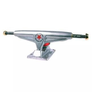 Iron Trucks 5.80 High Silver