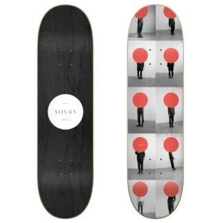 "Sovrn Pedestrians 8.38"" Skateboard Deck"