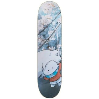 "EMillion x AI Balloon 8.0"" Skateboard Deck"