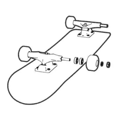 Build Your Own Complete Skateboard