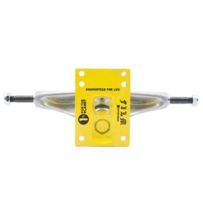 Film Trucks Yellow Baseplate 5.5 (Set of 2)