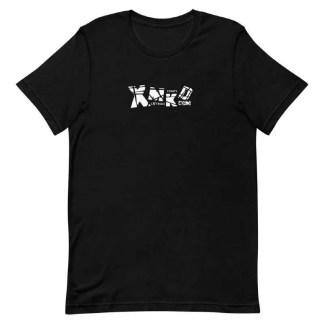 XMKD Classic Logo T-Shirt Black