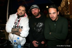 Dj Goce and Support at Vol.1 Party
