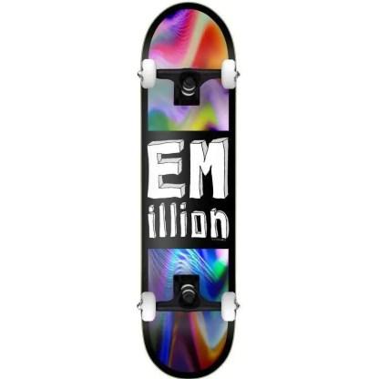 """EMillion Beam 8.125"""" Complete Skateboard"""