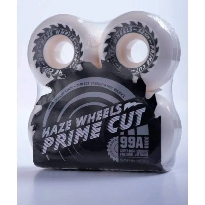 Haze Wheels Prime Cut 55mm 99A