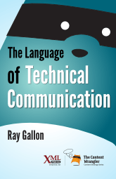 Cover of book, The Language of Technical Communication