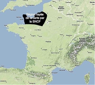 Normandie France SNCF