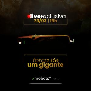 XMobots vai fazer live especial para lançamento