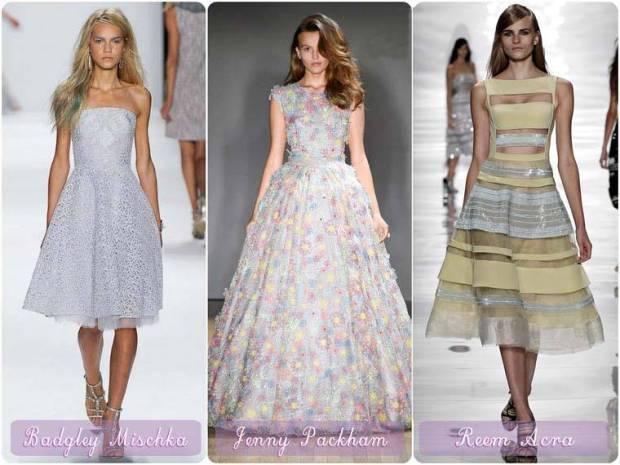 Modele de rochii pentru anul nou 2015