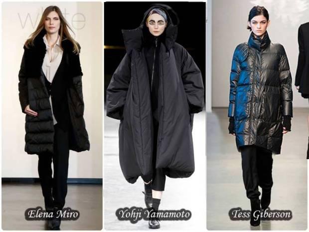 Geci palton cu puf toamna iarna 2014 2015
