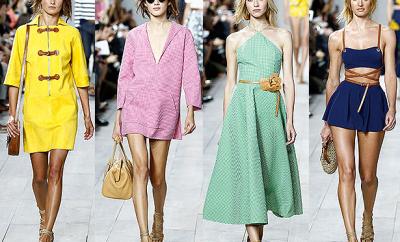 Culori la moda primavara 2015