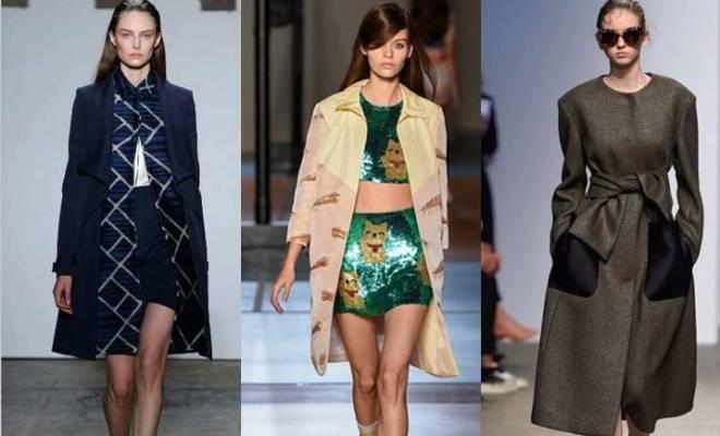 Trenciuri la moda: primavara 2015