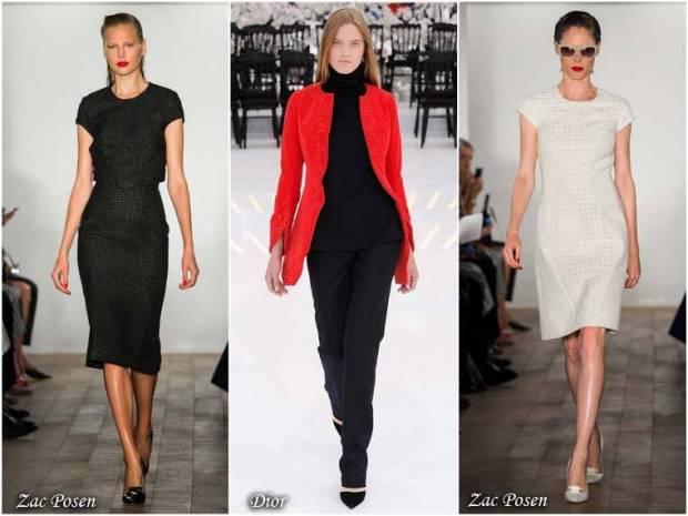Moda de birou primavara 2015