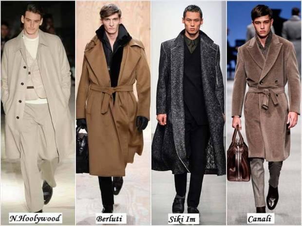 Stil vestimentar romantic barbati iarna 2015