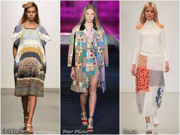 Imprimeuri la moda primavara 2015