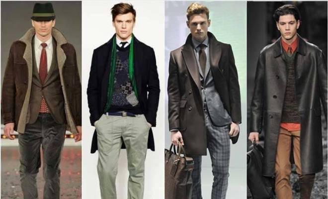 Moda barbati iarna 2015