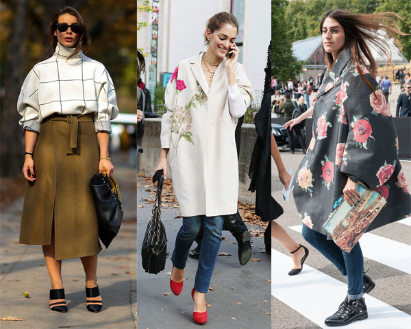 Stil oversize la saptamana modei