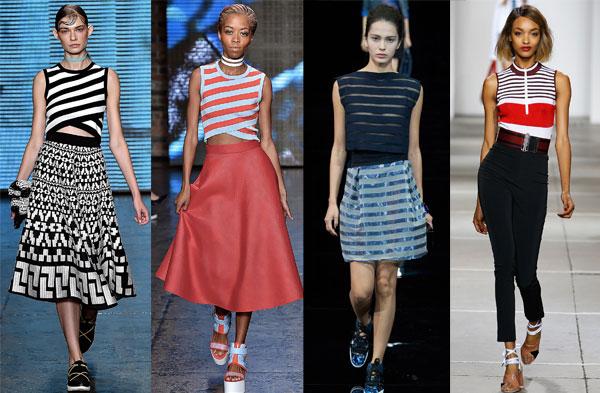 Tricouri dungi la moda