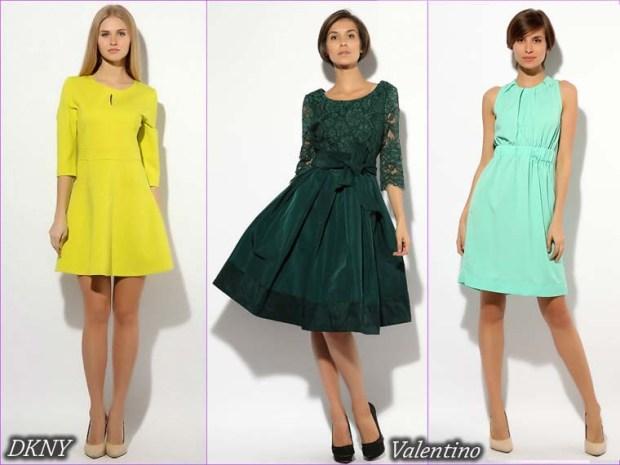 Diversitate de culori rochii pentru balul de absolvire 2015