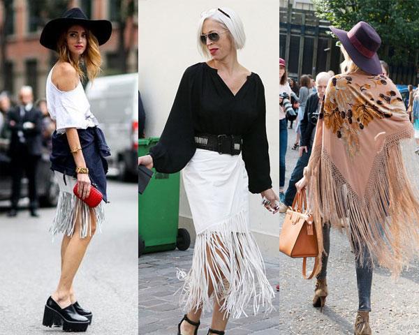 Franjurile la moda primavara-vara 2015