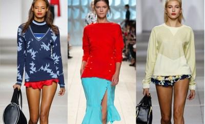 Pulovere pentru femei la moda primavara-vara 2015