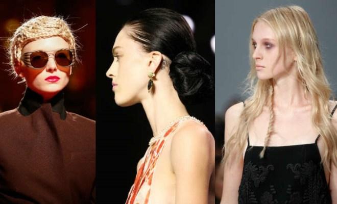 Coafuri moderne femei primavara-vara 2015