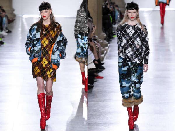 Ashish saptamana modei de la Londra