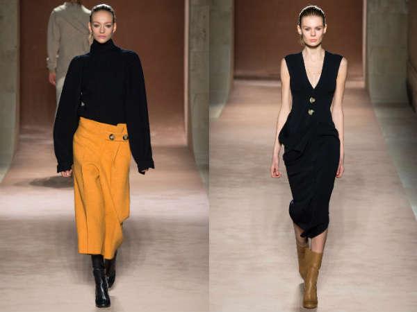 Victoria Beckham la saptamana modei de la New York