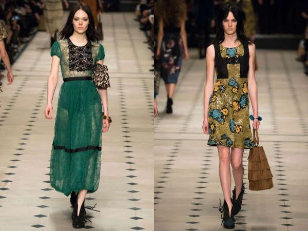 Burberry Prorsum la saptamana modei de la Londra