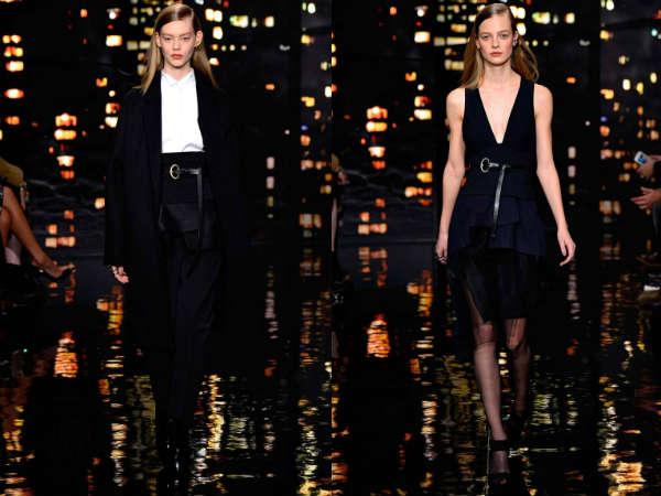 Donna Karan saptamana modei de la New York