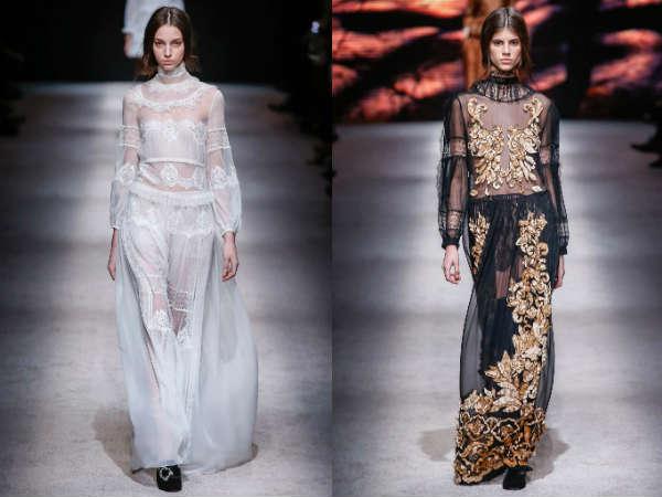 Alberta Ferretti la saptamana modei de la Milano