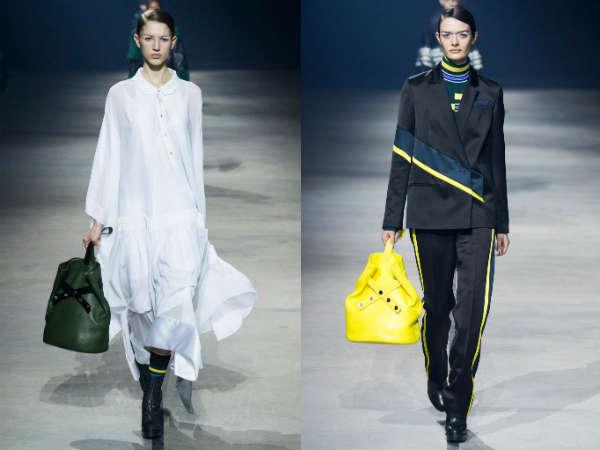 Kenzo la saptamana modei de la Paris