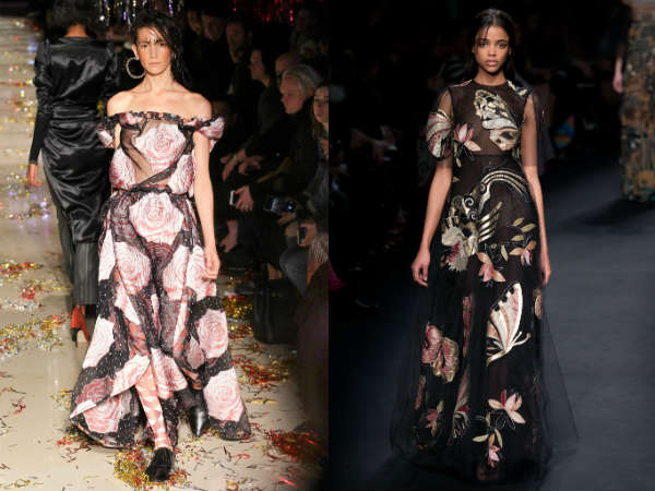 Modele rochii de seara moderne toamna iarna 2015 2016