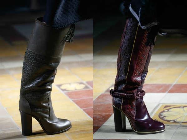 Ce cizme se poarta toamna 2015