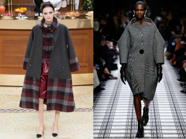 Paltoane oversize toamna iarna 2015 2016