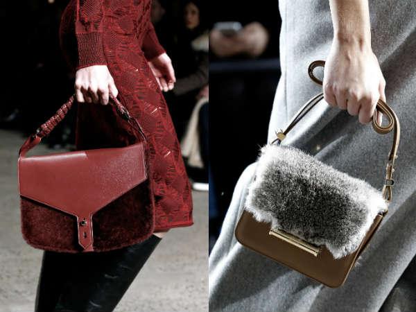 din blana naturala la moda