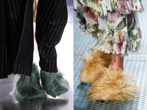 Pantofi dama toamna iarna 2015 2016 material