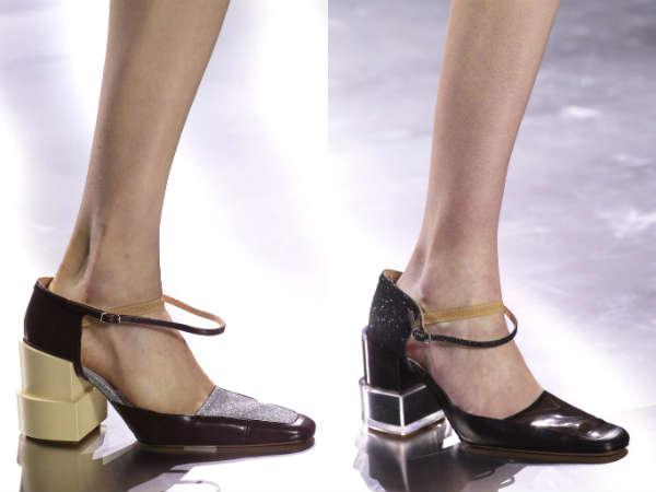 Pantofi cu toc la moda toamna iarna 2015 2016